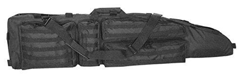 """The Ultimate Drag Bag 51"""" Black Schwarz Waffentasche Gun Case"""