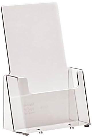 Taymar C110 Taymar Porte-brochures Format DL Lot de 2