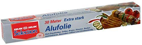 Selex Selection - Alufolie 30m Extra Stark - 1St