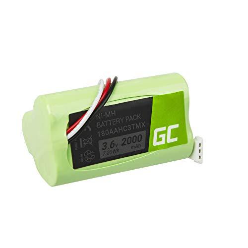 Green Cell® 180AAHC3TMX Akku für Logitech S315i, S715i, Z515, Z715 (NI-MH Zellen 2000mAh 3.6V)