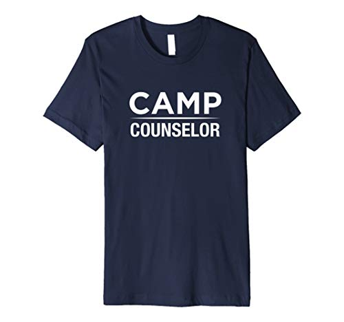 Funny Camp Ratgeber T-Shirt