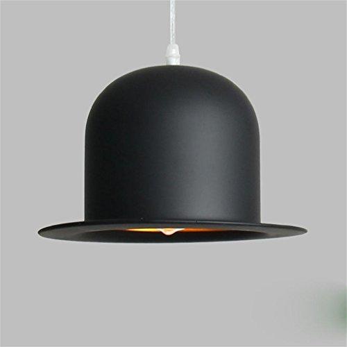 DELLT-Minimalista moderno lampadario bar ristorante del cappello britannico lampade luci corridoio alluminio creativi della