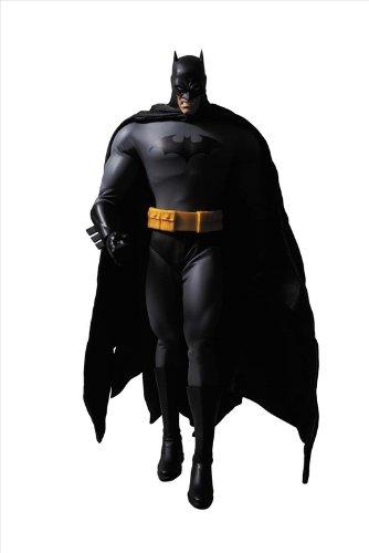 DC Comics Figura RAH 1/6 Batman (Batman Hush) Black Version 30 cm 1