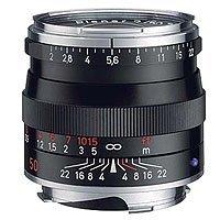 CARL ZEISS-1365-661-Ziel télémétrique Objektiv für Leica M-PLANAR T 2/50ZM-Schwarz
