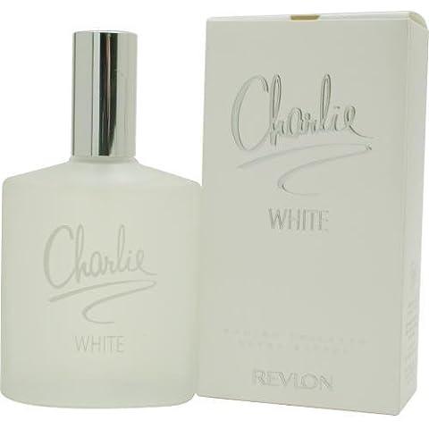 Charlie de color blanco aerosol para manchas en paredes Eau De Toilette 34 Oz de mujer con correa Revlon (2