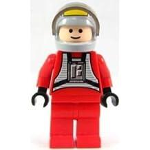 LEGO Star Wars: Rebel Piloto B-Wing (Luz Carne) Minifigura