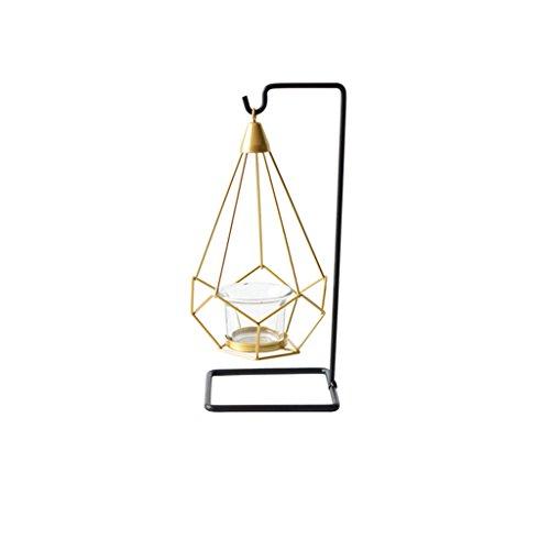 YUAN Unregelmäßige Prisma Glas Geometrische Terrarium Tabletop Box Blumentopf Pflanzgefäß Große Höhe für Sukkulente Fern Moos (größe : A)