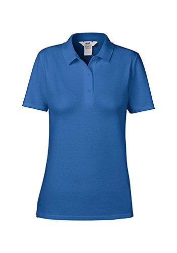 Polo Pique Donna Polo Camicia Royal Blue