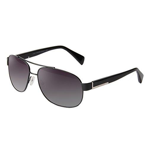 Jimmy Orange Damen Sonnenbrille, schwarz, EU-J7225BK