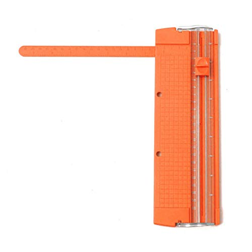Portable Paper Trimmer for A4 Manual Paper Trimmer Cutter Blades (Portable Paper Trimmer)