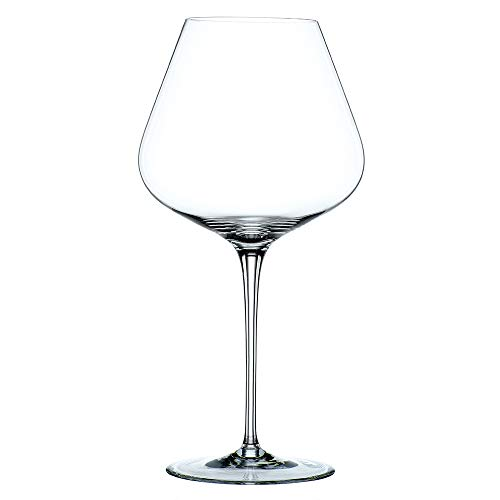 Spiegelau & nachtmann - set di 4 bicchieri bicchieri borgogna trasparente