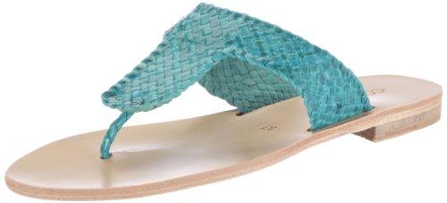 Coral Blue CB.V212504, Sandales femme - Marron (Dkb), 36 EU (4 UK) Turquoise (Tur)