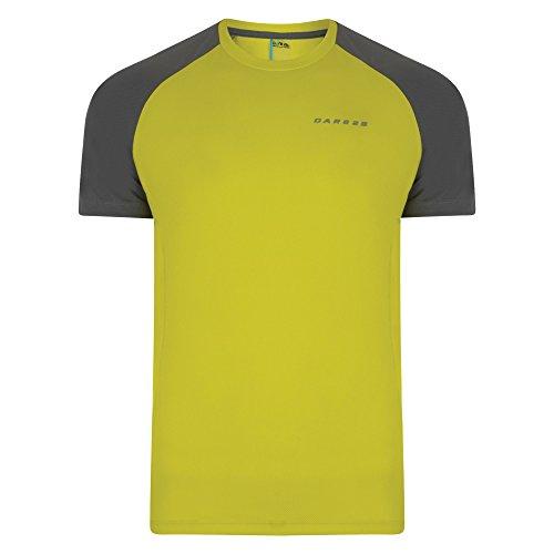 Dare 2B Herren Kurzarm T-shirt Neon Spring