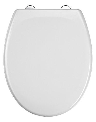 Duroplast WC-Sitz mit Absenkautomatik / Schnellverschluss, 1 Stück, weiß, ED69310