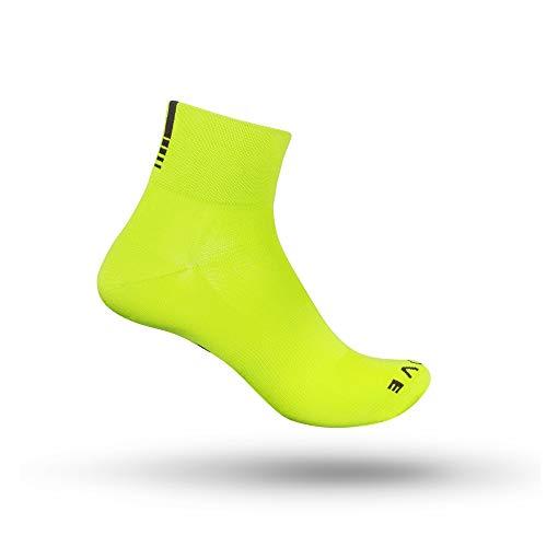 GripGrab Lightweight SL Socken | Sommer Fahrradsocken in 8 Farben 2 Längen | Leichte Atmungsaktive Radsport Rennrad Mountainbike Socken lang und kurz Unisex