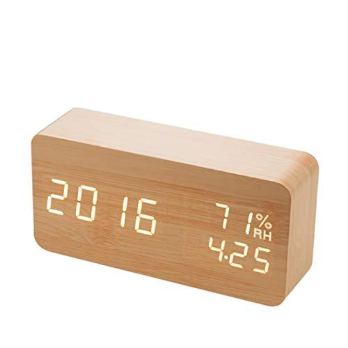 Reloj despertador digital mesa infantil