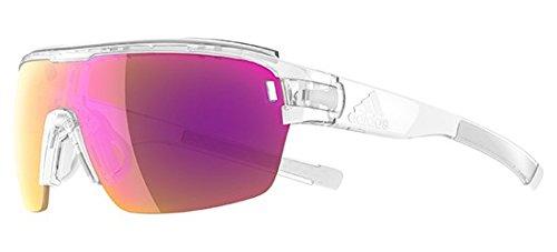 adidas Sonnenbrillen ZONYK AERO PRO AD05 S SHINY CRYSTAL/LST BRIGHT VARIO PURPLE Unisex