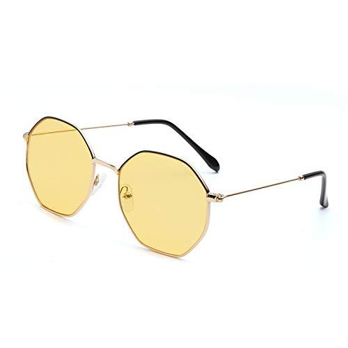 SWIMMM Sonnenbrille Herren Damenmode 80er Jahre Retro Style Designer Shades UV400 Objektiv Unisex