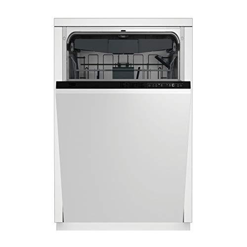 Beko PDIS28120 Lave vaisselle tout integrable 45 cm lave-vaisselle 11 couverts A++