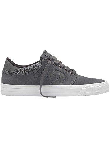 Converse Tre Star Uomo Sneaker Grigio Grau