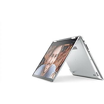 Lenovo YOGA 710 14-Inch Convertible Notebook - (Silver) (Intel Core i5-7200U, 8 GB RAM, 256 GB SDD, Windows 10)