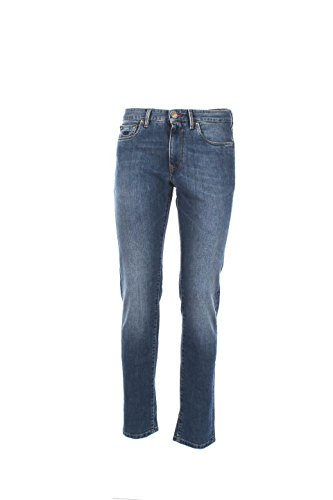 Jeans Uomo Henry Cotton's 30 Denim 12484-91-24534 Primavera Estate 2016