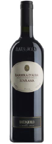 "BARBERA D'ALBA SOVRANA ""BATASIOLO"""
