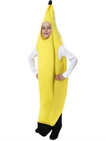 Banane - Kinderkostüm (Hat Schaum Kind Piraten)