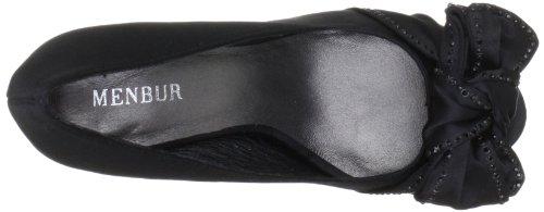 MENBUR Gurk 5073, Scarpe col tacco donna Nero (Schwarz (Schwarz 01))