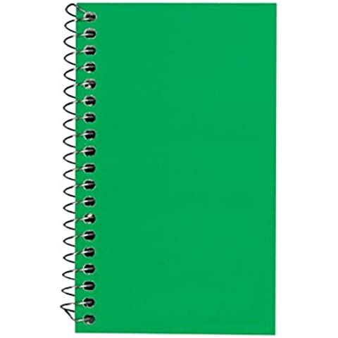Memo Notebook, Side Opening,Ruled Narrow,60 Shts, 5