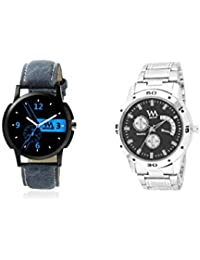 Watch Me Watches Analog Combo For Men And Boys WMC-004-AWC-010