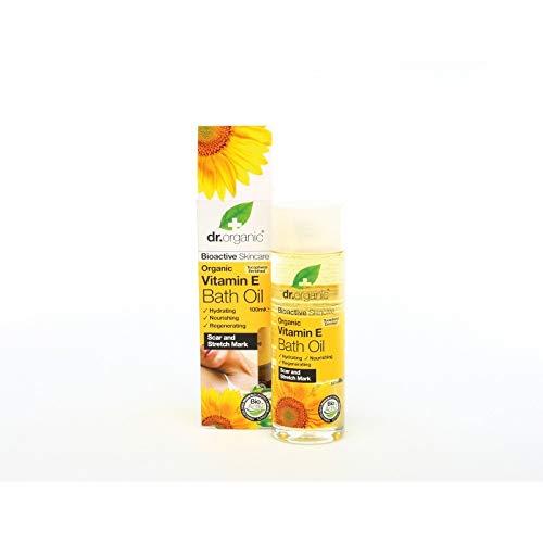 Dr. Organic Bain d'Huile à la Vitamine E 100 ml