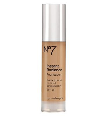 No7 Instant Radiance Foundation 27 Beige 27 Beige
