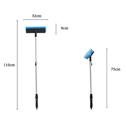 Spazzola-per-pulizia-auto-Ounona-telescopico-autolavaggio-pennello-strumento-di-pulizia-blu