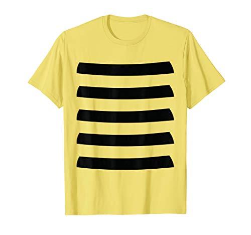 Lustige Kostüm Einfach - Biene Kostüm TShirt Lustige Einfach Kostüme für Kinder T-Shirt