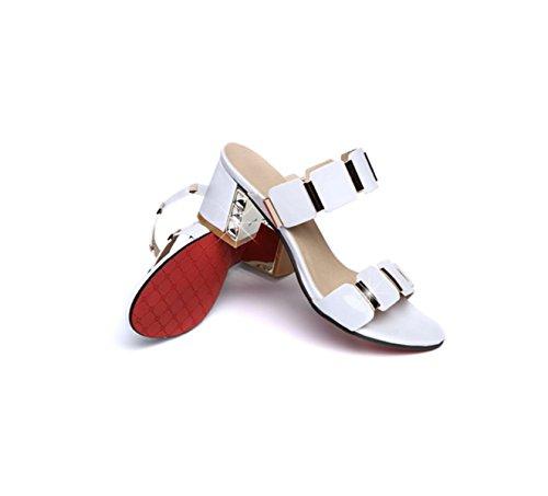 sandali-sandali-delle-signore-ciabatte-scarpe-casualwhite-39