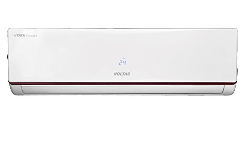 Voltas 1.5 Ton 3 Star (2018) Split AC (Copper, 183 JZJ, White)