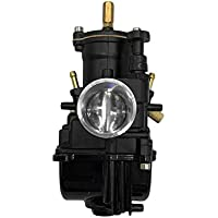 Panamami Carburetor For PWK Motorcycle Engine Carb Great Replacement for The Old Carburetor Auto Accessory - Black