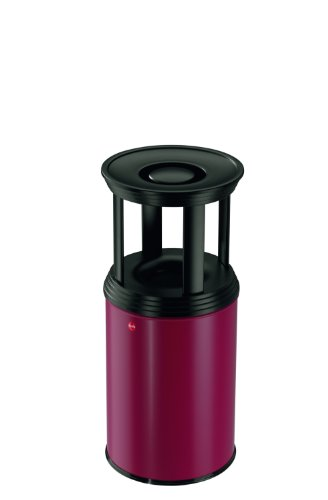 hailo-combined-flame-extinguishing-waste-bin-and-ashtray-profiline-combi-plus-30l-red