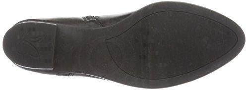 Caprice 25332, Bottes Classiques Femme Noir (Black Comb 19)