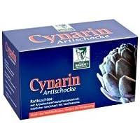 BADERs Cynarin Rotbuschtee aus der Apotheke. Mit Artischockenextrakt. Für Wohlbefinden und Verdauung. 20 Aromaschutz-Teebeutel. Pharmazentralnummer: 004384575