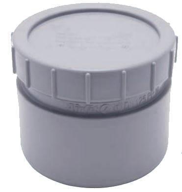 airfit-endstopfen-mit-schraubverschluss-kappe-grau-zum-einstecken-in-eine-muffe-dn-125