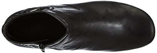 Gabor Grove, Boots femme Noir - Schwarz (schwarz (Micro))