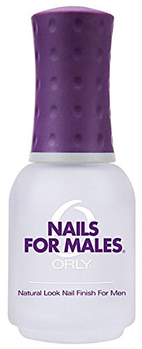 Orly Nägel Polish Lack für Herren Semi Matt Finish 18 ml