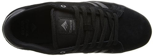 Emerica Emerica Mns The Leo 2, Baskets mode homme Noir