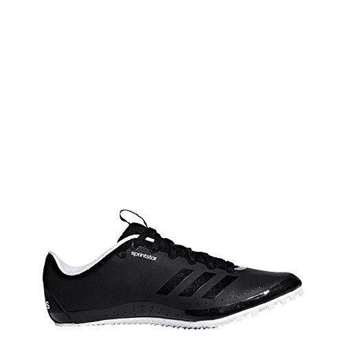 adidas Damen Sprintstar w Leichtathletikschuhe, Mehrfarbig (Core Black/Core Black/FTWR White F36069), 37 1/3 EU