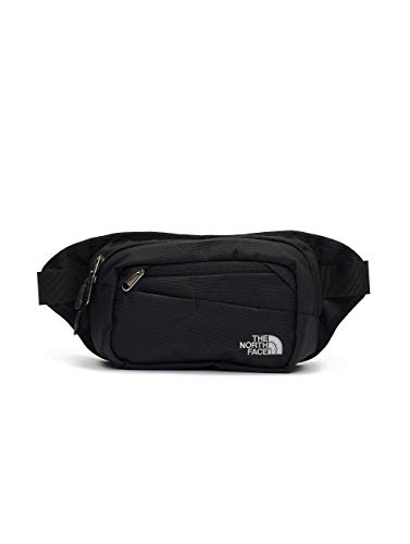 High-rise Taschen (North Face Bozer Hip Pack Ii Gürteltasche, 15 cm, 3.5 liters, Schwarz (TNF Black/High Rise Grey))
