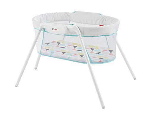 Fisher-Price Cuna De Viaje para bebé recién nacido Mattel GBR67