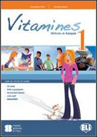 Vitamines version «multi». Per la Scuola media. Con CD Audio. Con CD-ROM: 1