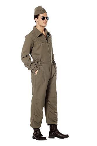 Luftwaffe Kostüm - The Fantasy Tailors Piloten-Kostüm Herren-Kostüm 1950er